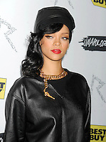 "Rihanna during her "" Unapologetic ""  album release celebration"