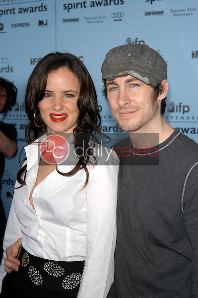 Juliette Lewis and husband Steve Berra