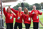 IPC European Athletics Championship 2014<br /> Volunteers<br /> Swansea University<br /> 21.08.14<br /> &copy;Steve Pope-SPORTINGWALES