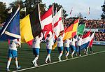 AMSTELVEEN -   Start van de  de Rabo EuroHockey Championships 2017.  COPYRIGHT KOEN SUYK