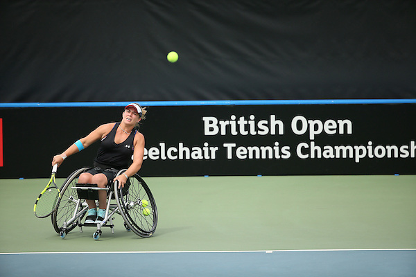 British Open Wheelchair Tennis Championships 2016, Nottingham (sponsored by UNIQLO)