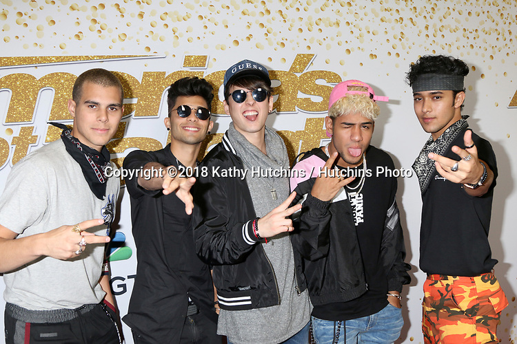 Top Five Cnco Christopher Family - Circus