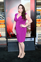 HOLLYWOOD, CA - APRIL 18: Lauren Ash at the premiere of 'Unforgettable' at the TCL Chinese Theatre on April 18, 2017 in Hollywood, California. <br /> CAP/MPI/DE<br /> &copy;DE/MPI/Capital Pictures