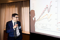 Royal Bank of Scotland's Session 'Trends of Interest Rates and its Impacts on Asian Markets and on Commodities' at Shanghai / Paris Europlace Financial Forum, in Shanghai, China, on December 1, 2010. Photo by Lucas Schifres/Pictobank