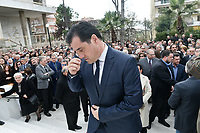Pictured: Adonis Georgiadis, deputy leader of the New Democracy party. STOCK PICTURE<br />