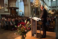 Nederland, Haarlem, 7 mei 2014<br /> Arendeuslezing in de Sint Bavo.<br /> <br /> Foto (c) Michiel Wijnbergh