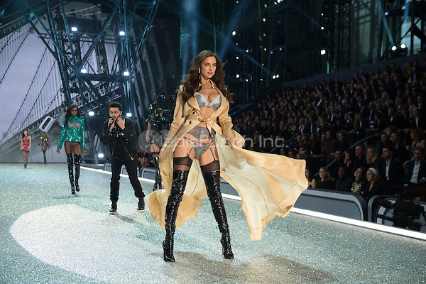 Irina Shayk<br /> Victoria's Secret Fashion Show at the  Grand Palais, Paris, France on 30th November 2016.<br /> CAP/GOL<br /> &copy;GOL/Capital Pictures /MediaPunch ***NORTH AND SOUTH AMERICAS ONLY***
