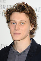 George MacKay is announced as a nominee for the EE Rising Star Award 2014 at BAFTA, London. 06/01/2014 Picture by: Steve Vas / Featureflash