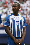 10 June 2007: Honduras' Maynor Figueroa. The Honduras Men's National Team defeated the National Team of Mexico 2-1 at Giants Stadium in East Rutherford, New Jersey in a first round game in the 2007 CONCACAF Gold Cup.