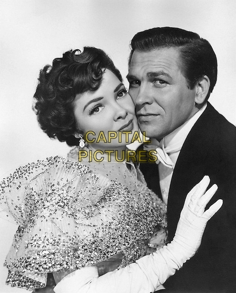 Kathryn Grayson & Howard Keel.in Lovely to Look At.*Filmstill - Editorial Use Only*.CAP/PLF.Supplied by Capital Pictures.