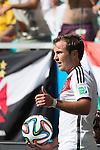 Mario Gotze (GER), JUNE 16, 2014 - Football / Soccer : FIFA World Cup Brazil 2014 Group G match between Germany 4-0 Portugal at Arena Fonte Nova in Salvador, Brazil. (Photo by Maurizio Borsari/AFLO)