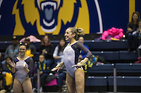 Cal Gymnastics W vs Arizona State, January 28, 2017