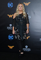 31 July 2017 - Burbank, California - Lucy Davis.  Warner Bros. Studio Tour Hollywood Adds Wonder Woman Exhibit to DC Universe: The Exhibit held at Warner Bros. Studios in Burbank. Photo Credit: Birdie Thompson/AdMedia