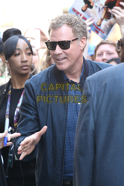 NEW YORK, NY - JUNE 21: Will Ferrell at AOL BUILD  on June 21, 2017 in New York City. <br /> CAP/MPI/DIE<br /> &copy;DIE/MPI/Capital Pictures