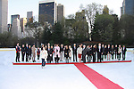 at the 2012 Skating with the Stars - a benefit gala for Figure Skating in Harlem celebrating 15 years on April 2, 2012 at Central Park's Wollman Rink, New York City, New York.  (Photo by Sue Coflin/Max Photos)