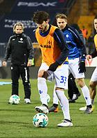 Romain Bregerie (SV Darmstadt 98) - 21.02.2018: SV Darmstadt 98 vs. 1. FC Kaiserslautern, Stadion am Boellenfalltor, 2. Bundesliga