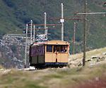 FR15 Rhune Railway. Pyrenees