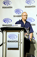 Tim Burgard at Wondercon in Anaheim Ca. March 31, 2019