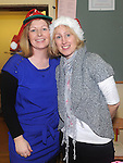 Noreen Skelly and Anne O'Callaghan pictured at Ballapoosta christmas fair. Photo: Colin Bell/pressphotos.ie