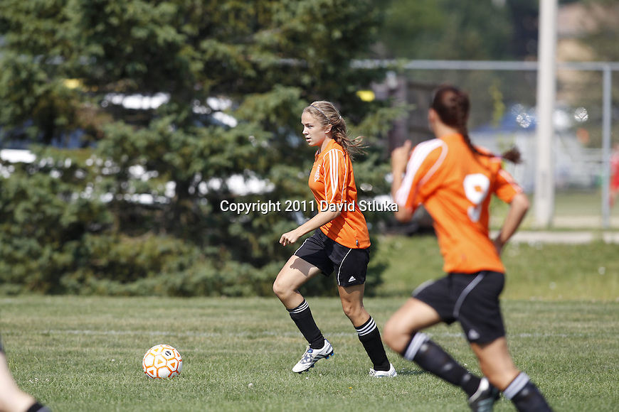 .The 2011 Oregon Internationale Soccer Tournament in Oregon, Wisconsin on July 9, 2011. (Photo by David Stluka)