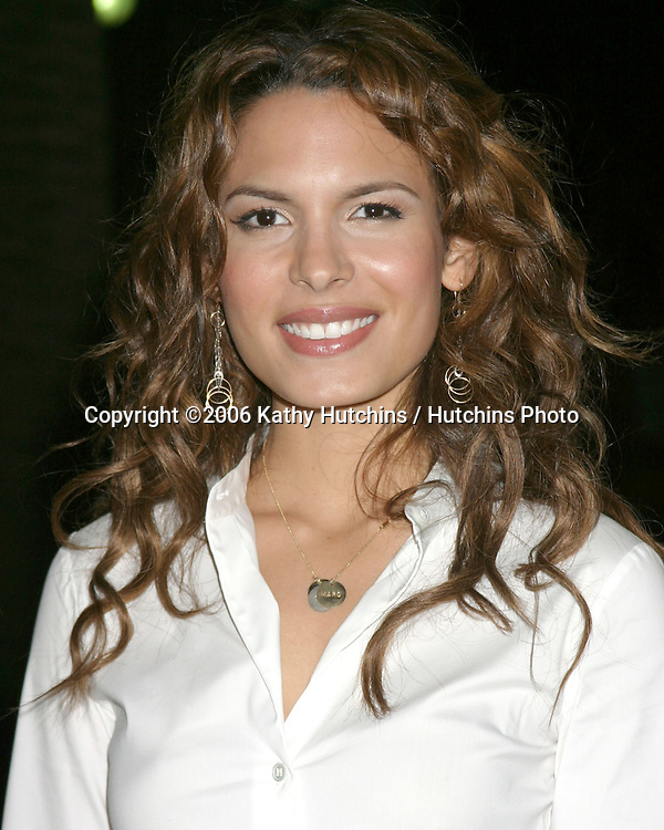 Nadine Velazquez.My Name Is Earl ATAS Panel.Academy of Television Arts and Sciences Theater.No Hollywood, CA.February 23, 2006.©2006 Kathy Hutchins / Hutchins Photo....