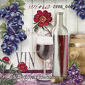 Isabella, STILL LIFE STILLEBEN, NATURALEZA MORTA, paintings+++++,ITKE049119,#i#, EVERYDAY,wine,grapes