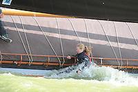 SKÛTSJESILEN: LEMMER: 30-07-2015, SKS kampioenschap 2015, ©foto Martin de Jong