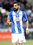 CD Leganes' Dimitrios Siovas during La Liga match. April 5,2017. (ALTERPHOTOS/Acero)