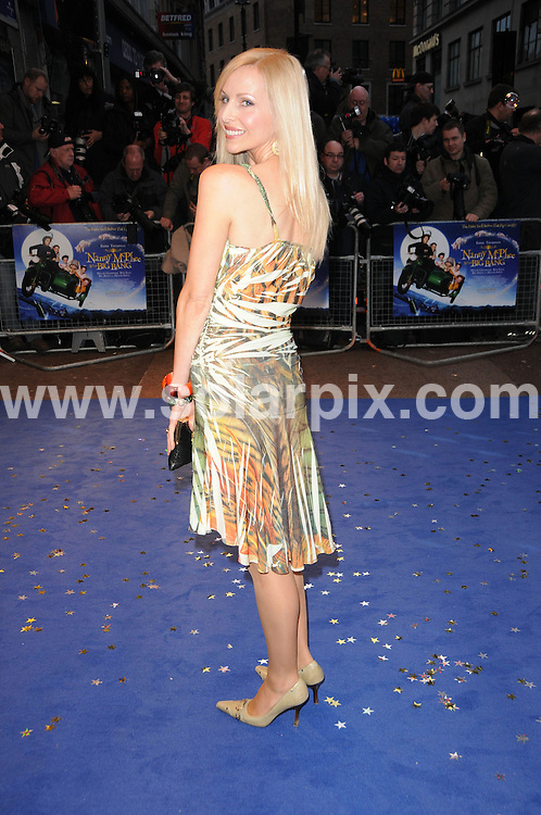 **ALL ROUND PICTURES FROM SOLARPIX.COM**.**WORLDWIDE SYNDICATION RIGHTS**.the UK premiere of Nanny McPhee And The Big Bang, .Odeon West End, Leicester Square, London, UK. 24 March 2010..This pic: Anneka Svenska..JOB REF: 10974 MSR    DATE: 24_03_2010.**MUST CREDIT SOLARPIX.COM OR DOUBLE FEE WILL BE CHARGED**.**MUST NOTIFY SOLARPIX OF ONLINE USAGE**.**CALL US ON: +34 952 811 768 or LOW RATE FROM UK 0844 617 7637**