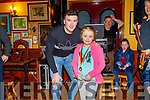 Emma O'Sullivan receives her medal from Declan Hannon, the Limerick hurler at the Ballyheigue GAA Juvenile Awards in the White Sands Hotel on Sunday.