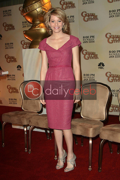 Elizabeth Banks <br /> at the 66th Annual Golden Globe Awards Nomination Announcement Press Conference. Beverly Hilton Hotel, Beverly Hills, CA. 12-11-08<br /> Dave Edwards/DailyCeleb.com 818-249-4998