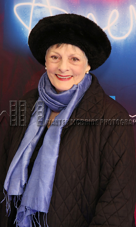 "Dana Ivey attends the Broadway Opening Night Arrivals for ""Angels In America"" - Part One and Part Two at the Neil Simon Theatre on March 25, 2018 in New York City."