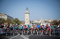 Race start in Bergamo<br /> <br /> 113th Il Lombardia 2019 (1.UWT)<br /> 1 day race from Bergamo to Como (ITA/243km)<br /> <br /> ©kramon