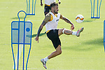 Getafe's Erick Cabaco during training session. August 3,2020.(ALTERPHOTOS/Acero)