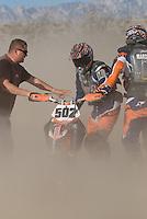 KTM pit #2, 2008 San Felipe Baja 250