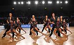 09.11.2019,  GER; Tanzen, 1. Bundesliga der Lateinformationen, Deutsche Meisterschaften, Vorrunde, im Bild TSG Bremerhaven A Foto © nordphoto/ Witke