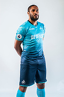 Friday  15 July 2016<br />Pictured: Ashley Williams<br />Re: Swansea City FC  Joma Kit photographs for the 2016-2017 season