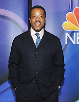 NEW YORK, NY - MAY 09: Russell Hornsby attends the 2019/2020 NBC Upfront presentation at the    Fourr Seasons Hotel on May 13, 2019in New York City.  <br /> CAP/MPI/JP<br /> ©JP/MPI/Capital Pictures