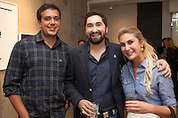 Arvind Dixit, Jason Zuccari & Katie McCarrison @ Ivy Connect at Gallery Wendi Norris