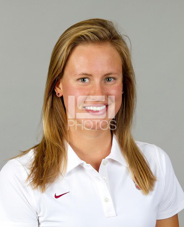 STANFORD, CA--OCTOBER 18, 2012---Stanford women's swim team-( Norbert von der Groeben )