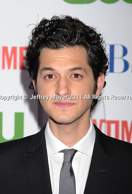 BEVERLY HILLS, CA - AUGUST 03: Ben Schwartz arrives at the TCA Party for CBS, The CW and Showtime held at The Pagoda on August 3, 2011 in Beverly Hills, California.