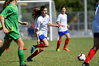 National Age Group Tournament at Petone Memorial Park, Lower Hutt, New Zealand on Sunday 16 December 2018. <br /> Photo by Masanori Udagawa. <br /> www.photowellington.photoshelter.com