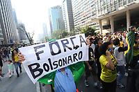09.09.2018 - Ato em apoio a Jair Bolsonaro em SP