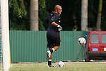 05 September 2008: U.S. goalkeeper Tim Howard. The United States Men's National Team held a training session at Estadio Nacional de Futbol Pedro Marrero in Havana, Cuba in preparation for their 2010 FIFA World Cup Qualifier against Cuba the next day.