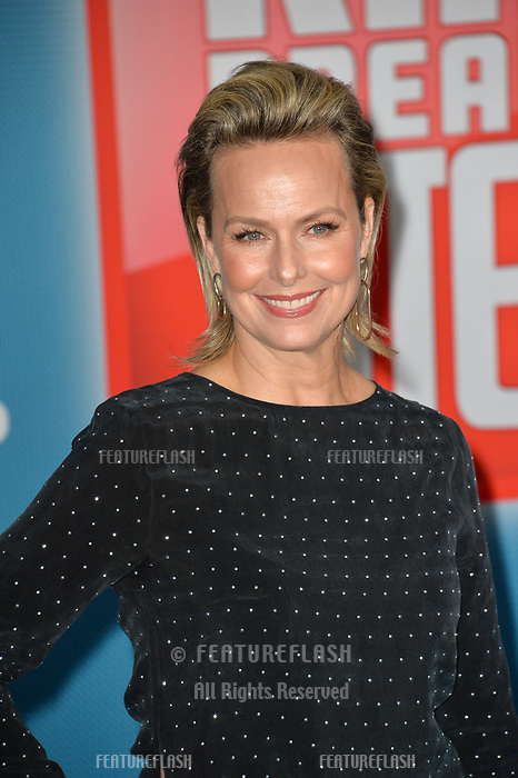 LOS ANGELES, CA. November 05, 2018: Melora Hardin at the world premiere of &quot;Ralph Breaks The Internet&quot; at the El Capitan Theatre.<br /> Picture: Paul Smith/Featureflash