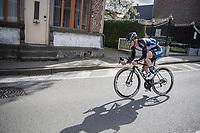 Timothy Dupont (BEL/Veranda's Willems-Crelan)<br /> <br /> 72nd Dwars Door Vlaanderen (1.UWT)<br /> 1day race: Roeselare &rsaquo; Waregem BEL (203.4km)