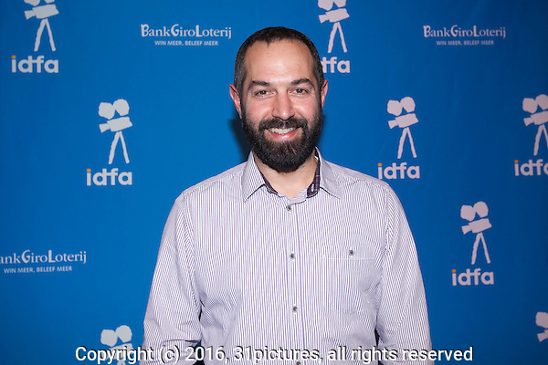 The Netherlands, Amsterdam, 25 November 2016. The 29th International Documentary Film Festival Amsterdam - IDFA 2016. Premiere Hillsborough, director Daniel Gordon. Photo: 31pictures.nl / (c) 2016, www.31pictures.nl
