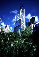 Hong Kong Bank of China Tower, Hong Kong.