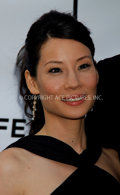 "WWW.ACEPIXS.COM . . . . . ....NEW YORK, APRIL 27, 2006....Lucy Liu at the 5th Annual Tribeca Film Festival for ""Freedom's Fury"" Press Conference. ....Please byline: KRISTIN CALLAHAN - ACEPIXS.COM.. . . . . . ..Ace Pictures, Inc:  ..(212) 243-8787 or (646) 679 0430..e-mail: picturedesk@acepixs.com..web: http://www.acepixs.com"