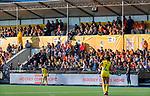 UTRECHT - line up Netherlands voor   de Pro League hockeywedstrijd wedstrijd , Nederland-China (6-0) .  COPYRIGHT  KOEN SUYK
